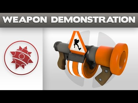 Weapon Demonstration: Sticky Jumper
