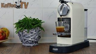 Cover images De'Longhi Nespresso CITIZ im Test: Nespresso-Maschine im Retro-Design und durchdachter Bedienung