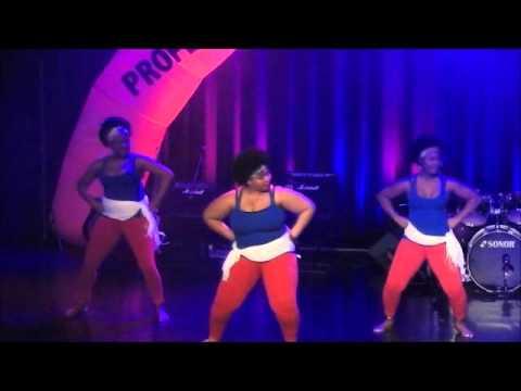 Danse / Communauté Haïtienne Beauce Etchemin, Vivez la culture 4.0 12 février 2016