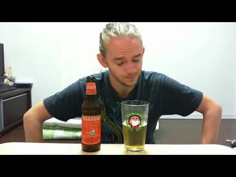 Beer Review #828: United Breweries Group - Maharaja Premium Pilsner (India)