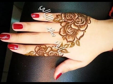 Mehndi Henna Butterfly : Henna designs hearts roses and butterflies simple mhendi