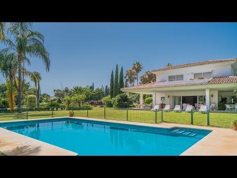 Fabulous Mediterranean Villa in Guadalmina Baja, Marbella, Spain | 6.950.000€