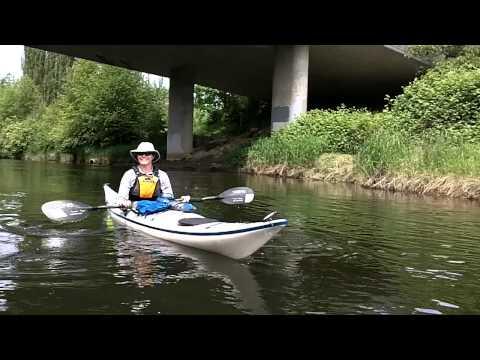 Kayaking the Sammamish Slough