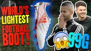 lightest football boots 2018