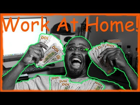 Work At Home Jobs Make $500 to $2,000+ per Week (No Experience Needed!) 2018 - 2019