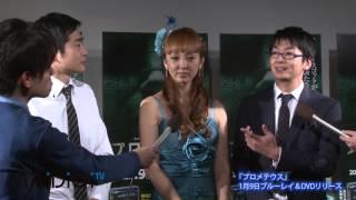 昨年末の「THE MANZAI 2012」で優勝したお笑いコンビ「ハマカーン」が8...