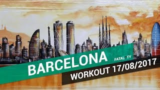 CROSSFIT WORKOUT OF DAY - Mi querida Barcelona.