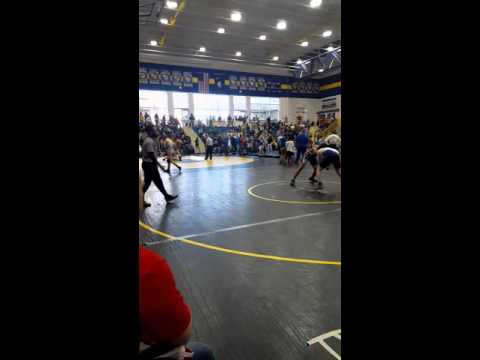 Joseph Sloan BHP wrestling.