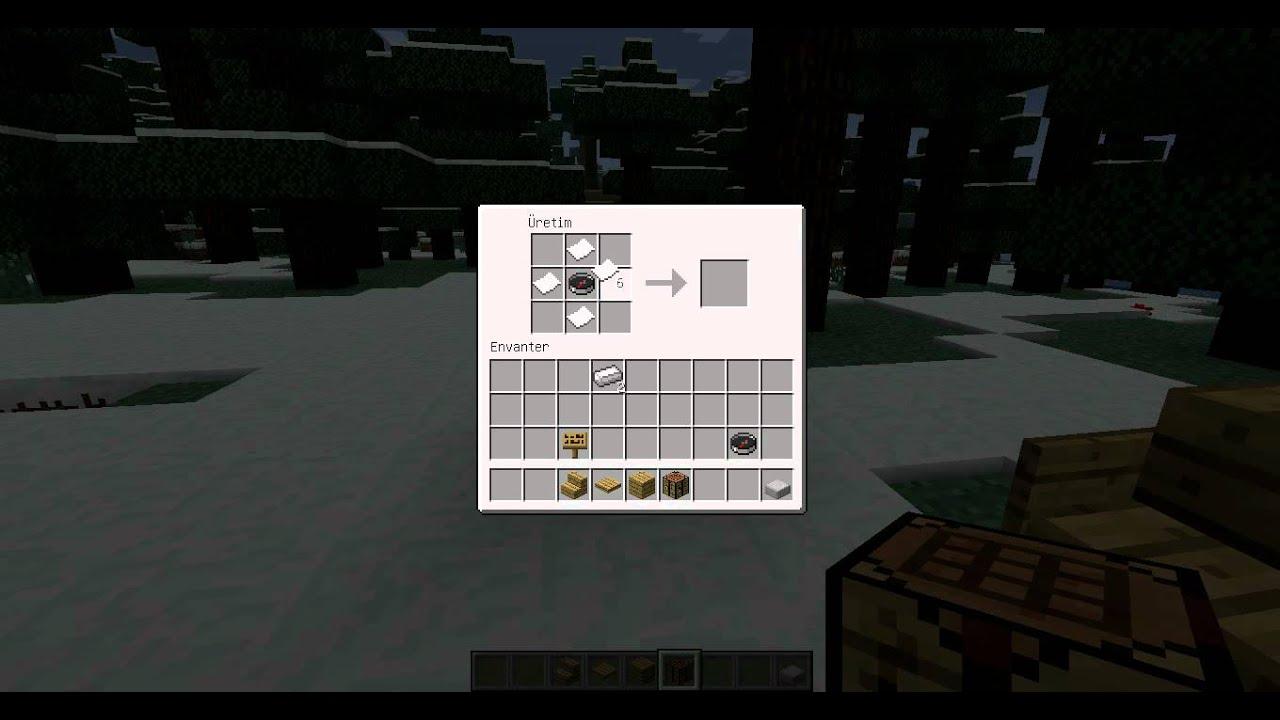 Minecraft Harita Yapımı Youtube