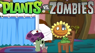 Plants vs. Zombies Animation : Draw blood