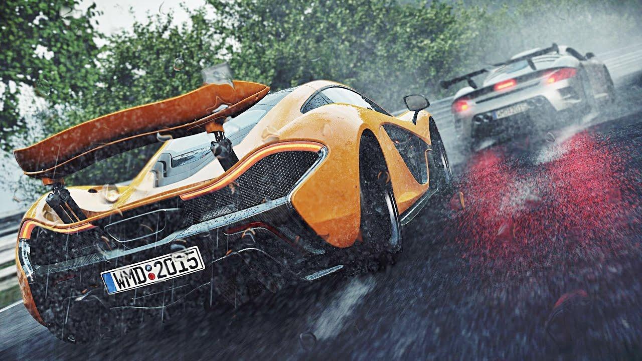 07 Mejores Juegos De Carreras 2017 Pc Ps4 Xbox One Youtube