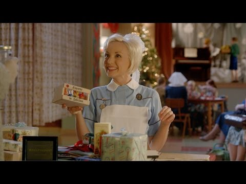 Trixie's present - Call the Midwife: Christmas Special 2014 - BBC One