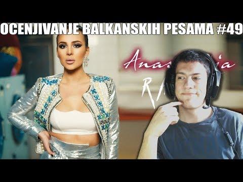 OCENJIVANJE BALKANSKIH PESAMA - Anastasija - Rane - (Official Video 2019)