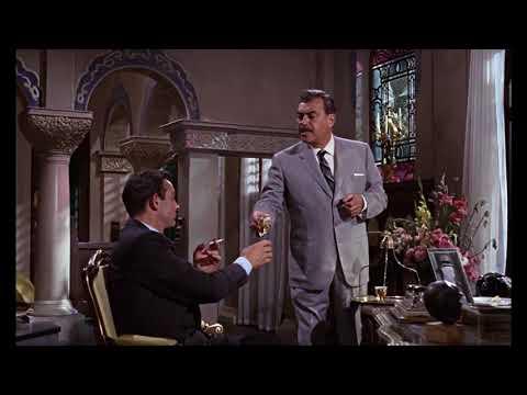 James Bond Llega A Estambul. Desde Rusia Con Amor (1963). Español, HD.