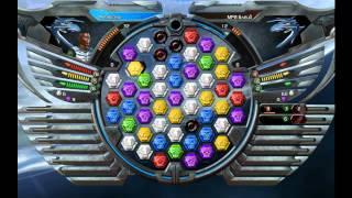 Обзорный Puzzle Quest: Galactrix и Puzzle Kingdoms