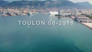 Toulon 4K en drone