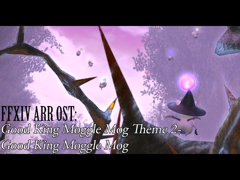 FFXIV OST Good King Moggle Theme ( Good King Moggle Mog XII )