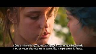 La Vida De Adele Trailer Subtitulado En Español Hd Youtube