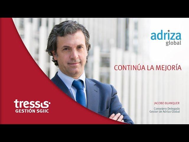 Adriza Global. Continúa la mejoría