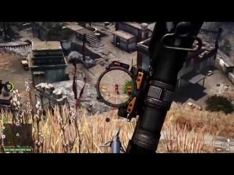 Far Cry 4 - Namboche Monestary