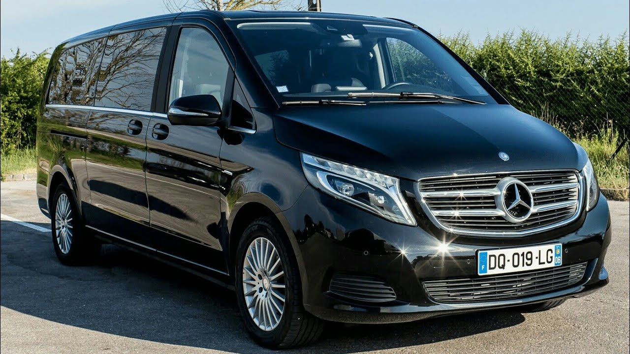 2019 Mercedes Benz V Cl Minivan Review