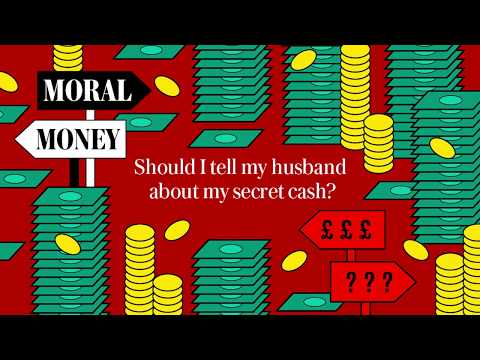 Moral Money episode 5: Lucy Denyer on haggling on holiday and one wife's secret cash stash