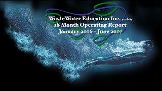 Video 2017 WasteWater Education Annual Report download MP3, 3GP, MP4, WEBM, AVI, FLV Juli 2018