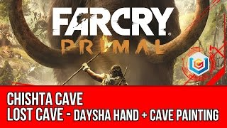 Far Cry Primal - Chishta Cave Guide - Daysha Hand + Cave Painting (Collectibles)