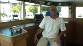 Un trawler catamaran en contreplaqué marine, interview du propriétaire