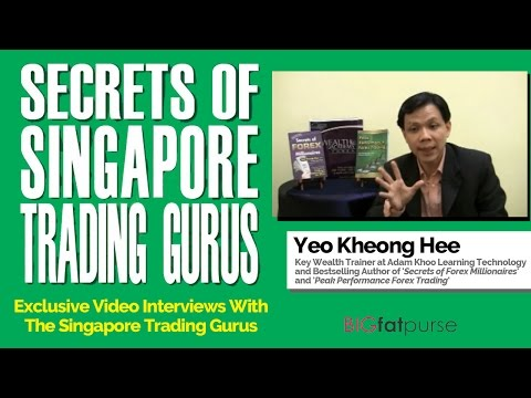 Secrets of Singapore Trading Gurus - Exclusive Interview with Yeo Kheong Hee