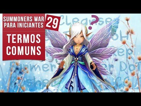 SW Iniciantes #29 - Termos E Gírias Comuns No Summoners War