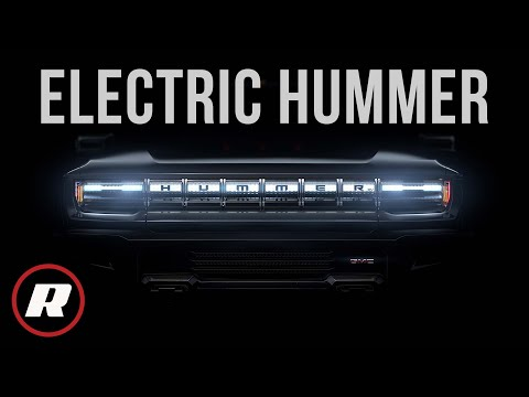 Electric Hummer Truck by GMC (every official Super Bowl teaser)
