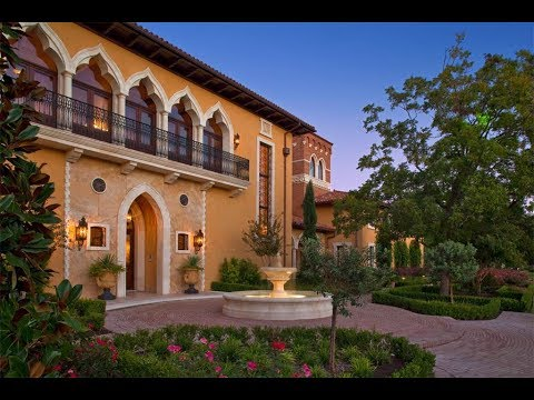 Historic Venetian Villa Inspired Estate in Austin, Texas | Sotheby's International Realty