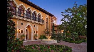 Historic Venetian Villa Inspired Estate in Austin, Texas | Sotheby