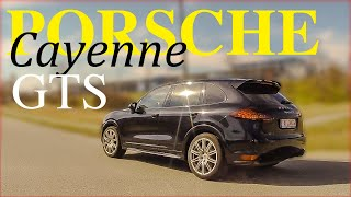 Porsche Cayenne GTS 4.8L V8 2013 - used car of the day