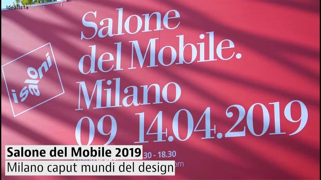 Il salone del mobile 2019 trasforma per una settimana for Il salone del mobile