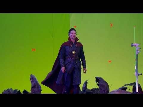 Doctor Strange | Behind the scenes #3