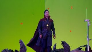 Doctor Strange | Behind the scenes #3