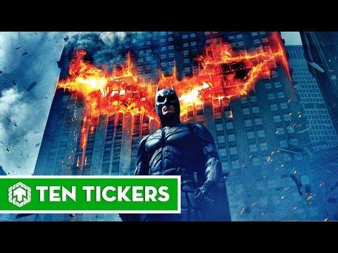 Top 10 bộ phim đáng xem nhất của DC Comics | Ten Tickers No. 15 (REMAKE) thumbnail