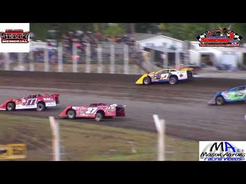 River Cities Speedway WISSOTA Late Model Consolation Races (John Seitz Memorial) (9/8/18)