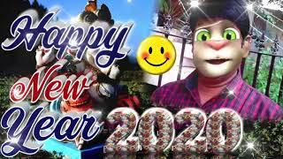 2020 Happy New Year 2020 हैप्पी न्यू ईयर