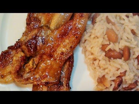 Receita de arroz de feijão manteiga by necasdevaladares