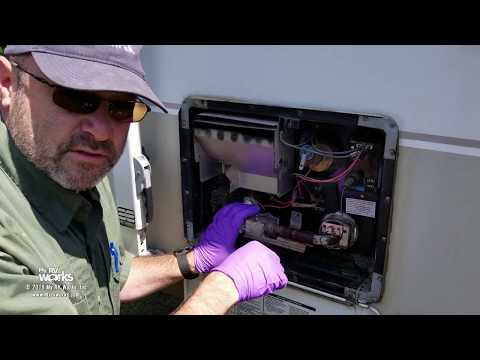 How To Back Flush An RV Water Heater