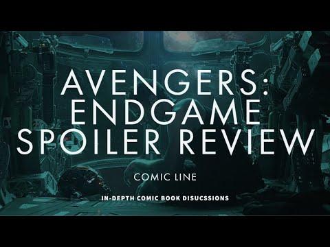 Avengers: Endgame Spoiler Discussion