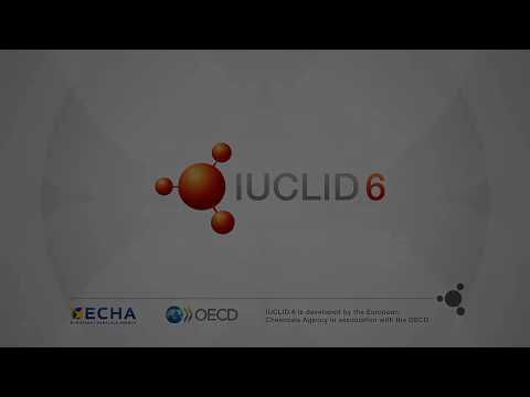 Exchanging information, how to import and export files in the IUCLID Cloud Services