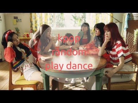 K-Pop Random Play Dance 100 Songs (Old + New)