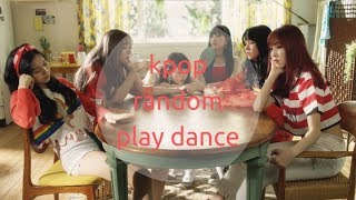 K-Pop Random Play Dance 100 Songs (Old + New)