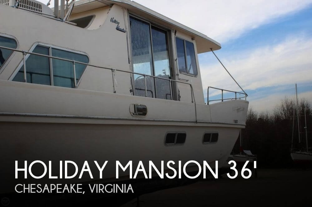 UNAVAILABLE Used 1987 Holiday Mansion 36 Barracuda in