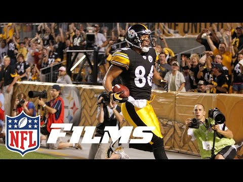 #5 Hines Ward | Top 10 Wide Receivers Of 2000s | NFL Films