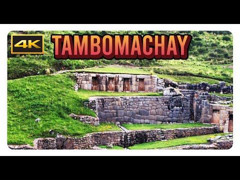 [4K] Tambomachay -  Cusco / Peru - Cinematic | [UHD] [Ultra HD] [2160p]
